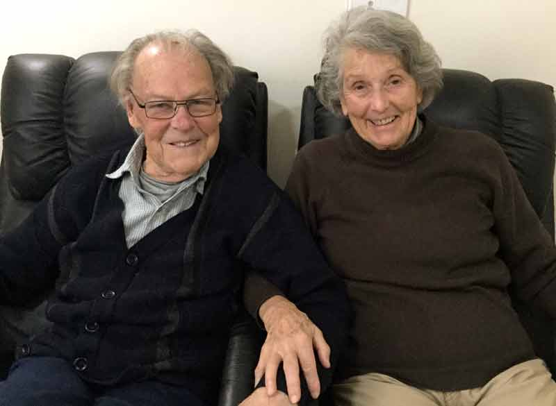 Their transition from Sturt Retirement Village to Residential Aged Care with RSL Care SA
