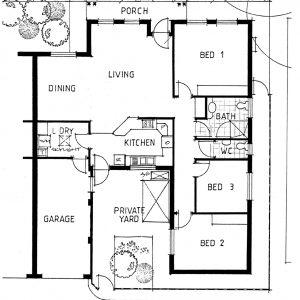 RSL Care SA Myrtle Bank Floor Plan