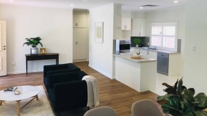 Retirement in Myrtle Bank with RSL Care SA | Open Plan Living