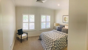 Retirement in Myrtle Bank with RSL Care SA | Master Bedroom