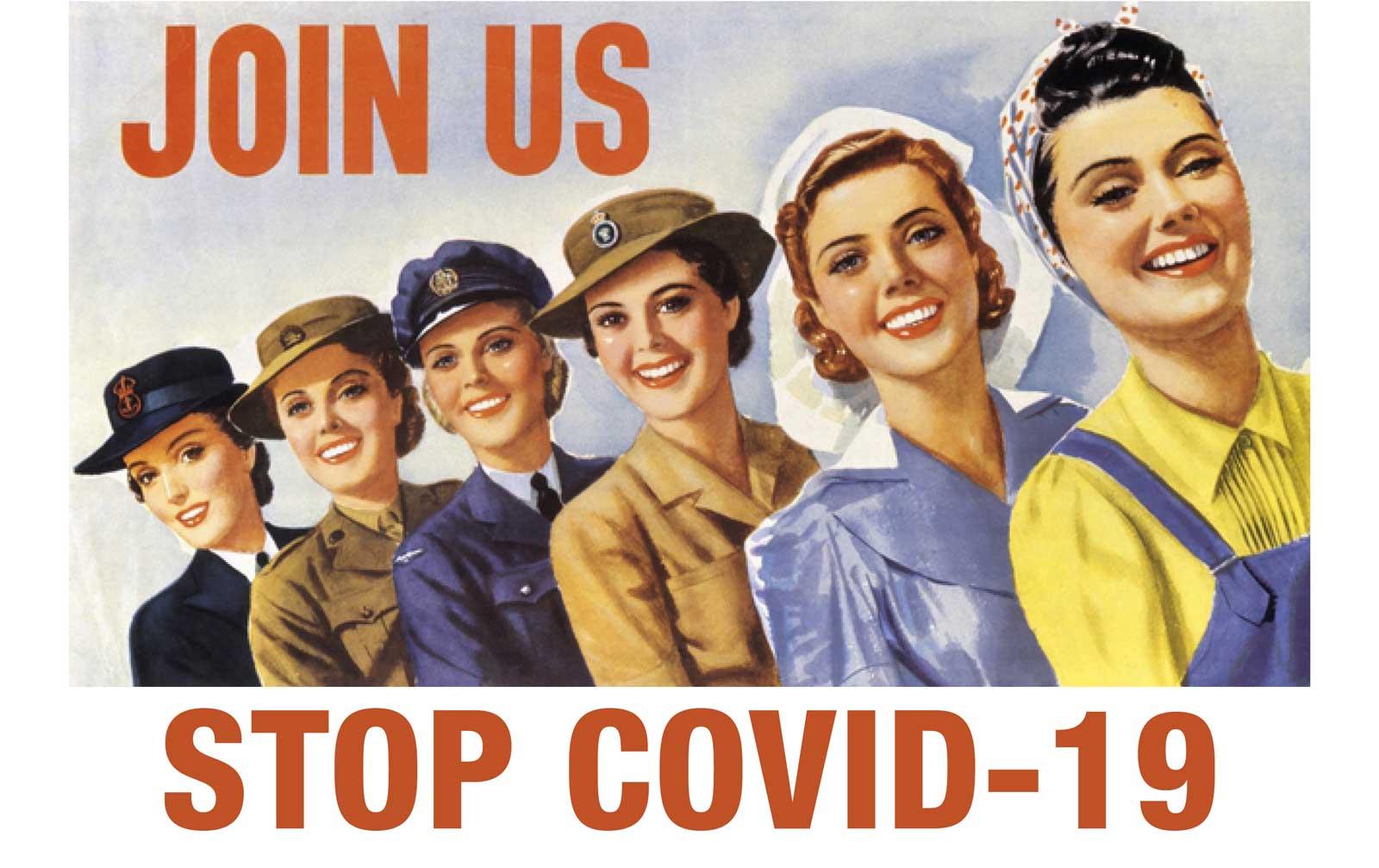 Stop Covid-19   Rsl Care SA updates