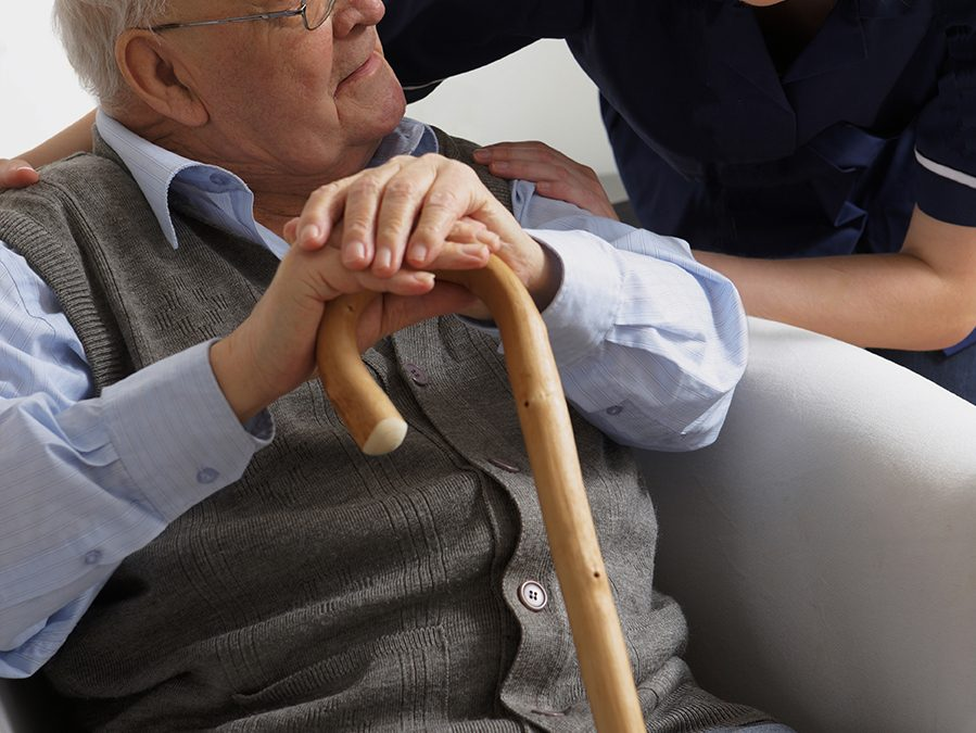 When ageing parents need help or care