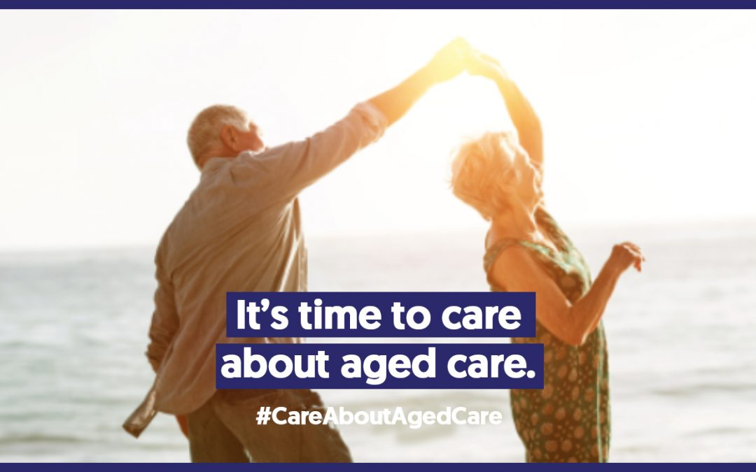 It's Time to Care about Aged Care